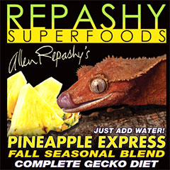 Repashy Crested Gecko Pineapple Express MRP