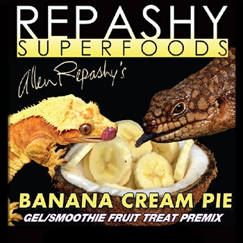 Repashy Banana Cream Pie 340 Gramm (12 OZ) Dose
