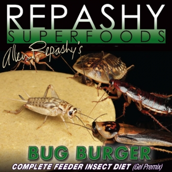 Repashy Bug Burger 85 Gramm (3 OZ) Dose