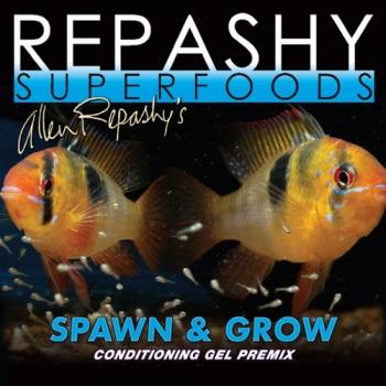 Repashy Spawn & Grow Süßwasser 85 Gramm (3 OZ) Dose