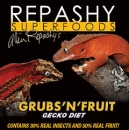 Repashy Grubs'N'Fruit MRP 85 Gramm (3 OZ) Dose